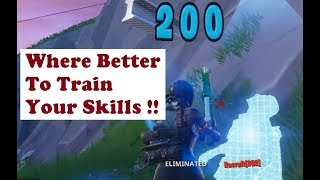 The Better Way of Getting Better at Fortnite (Team Rumble VS Tilted Tower)