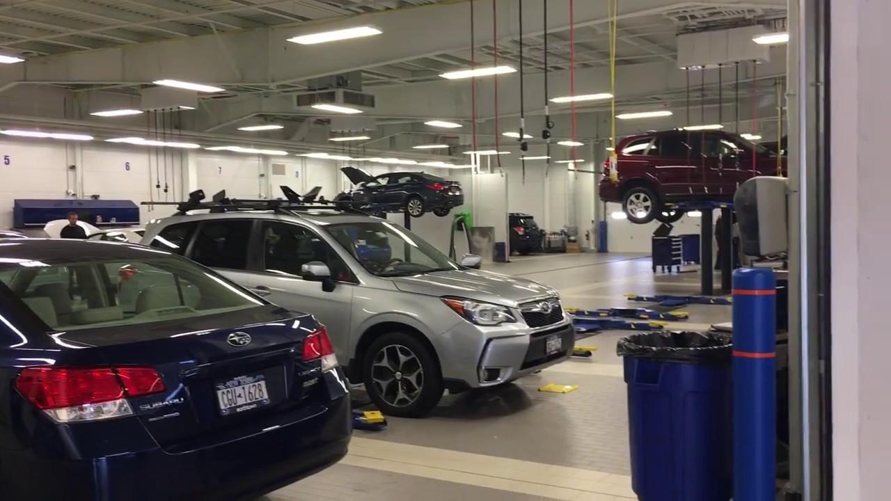 Northtown Subaru New Dealership Tour Youtube
