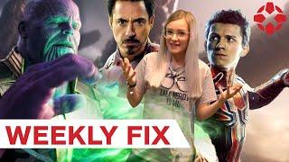 Mégsem lesz időutazás a Bosszúállók 4-ben? - IGN Hungary Weekly Fix (2018/42. hét)
