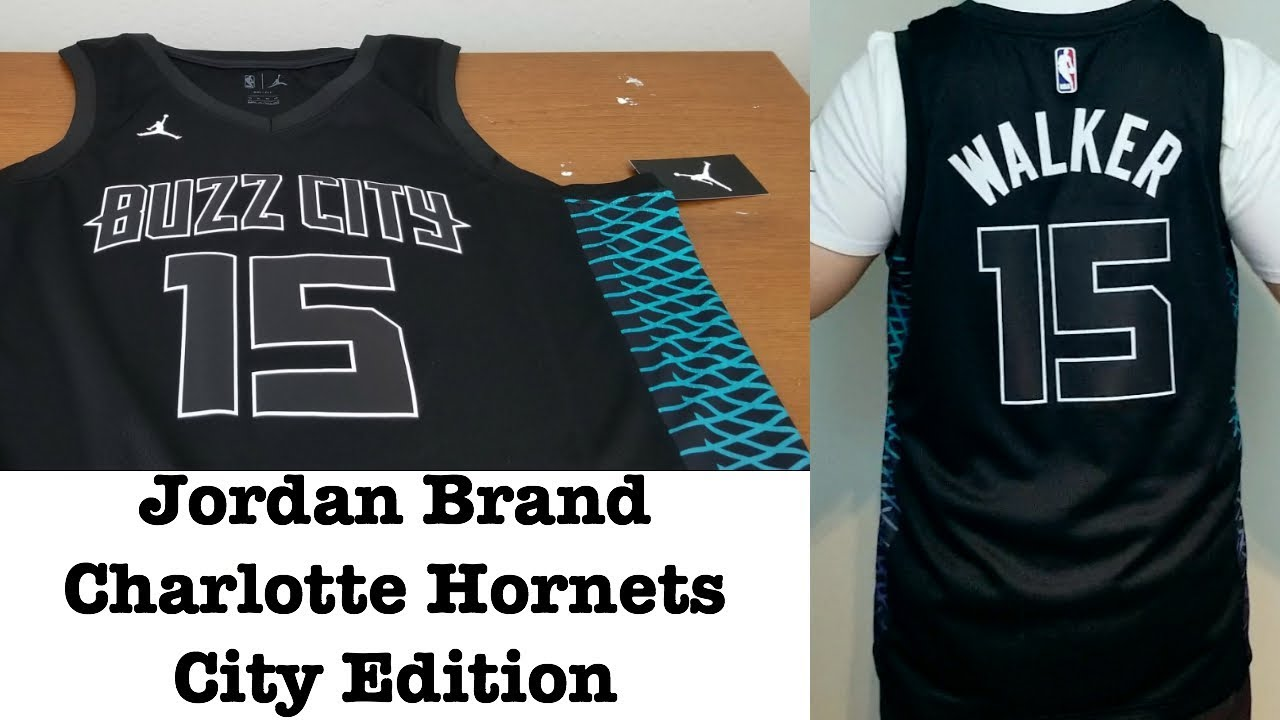 Charlotte Hornets City Edition Swingman Jersey Jordan Brand x NBA ... 89f713042