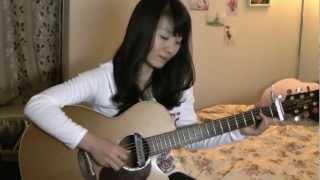 卒業写真 松任谷由実 /   今泉ひとみ ギター弾き語り (Hitomi Imaizumi Acoustic Cover)