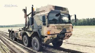 Cum arata camionul militar pe care Rheinmetall vrea sa-l asambleze in Romania pentru Armat ...