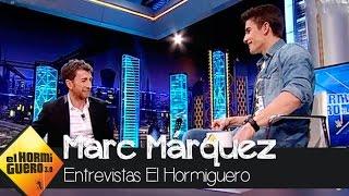 Marc Márquez en 'El Hormiguero 3.0' - El Hormiguero 3.0