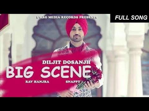 | Big scene - Diljit Dosanjh | vela vela kehndi hai Yara nu | confidential | new Punjabi song l