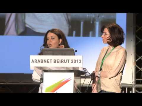Creative Combat Pitches - ArabNet Beirut 2013