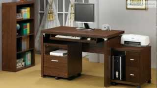 Peel Brown Home Office Collection From Coaster Furniture