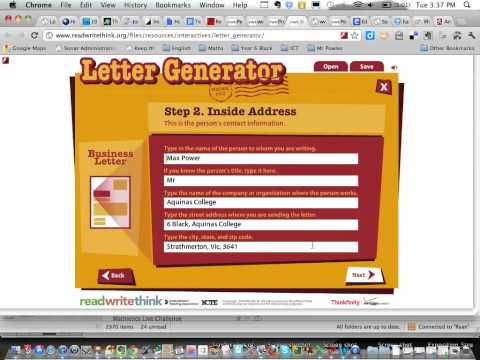 full download resume and cover letter generator builder