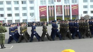 Космодром Плесецк парад 2013