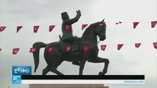 تمثال بورقيبة يعود إلى قلب العاصمة التونسية