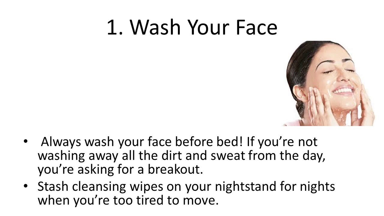 How To Get A Clear Face Overnight Home Remedies