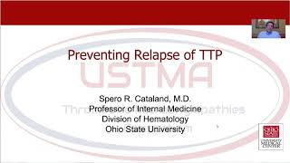 USTMA Patient Meeting: Preventing Relapse