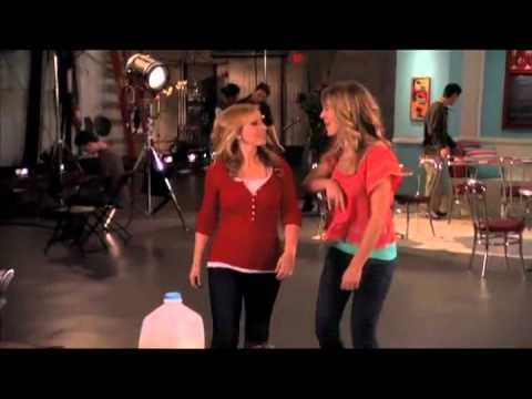 Sneak Peek  Got Milk  Ad with Leigh Allyn Baker & Bridgit Mendler