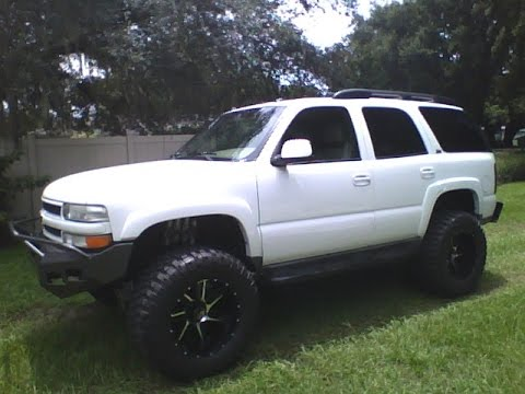 Project Big Hoe (2004 Lifted Tahoe) - YouTube