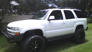 Project Big Hoe (2004 Lifted Tahoe)