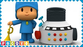 ⚗ POCOYO in ENGLISH - Mad Mix Machine ⚗ | Full Episodes | VIDEOS and CARTOONS for KIDS