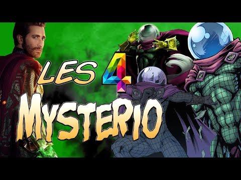 Qui est Mysterio ? - Marvel Encyclopédie