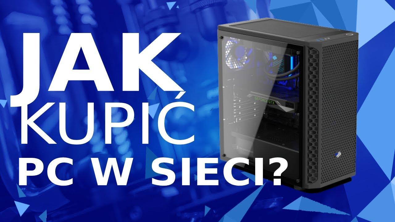 Jak Kupic Komputer W Internecie Gotowiec Z Allegro Vs Actina Youtube