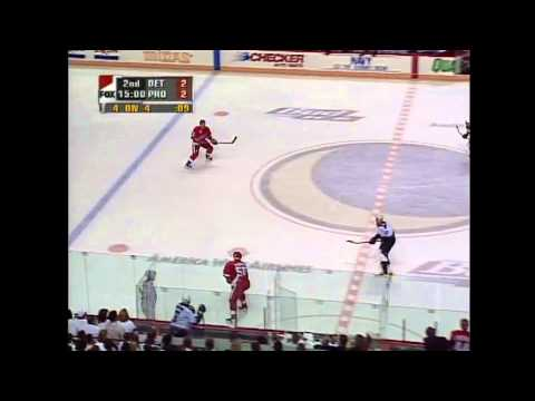 NHL on FOX Game 6 1998 Western Conference Quarterfinal DET @ PHX
