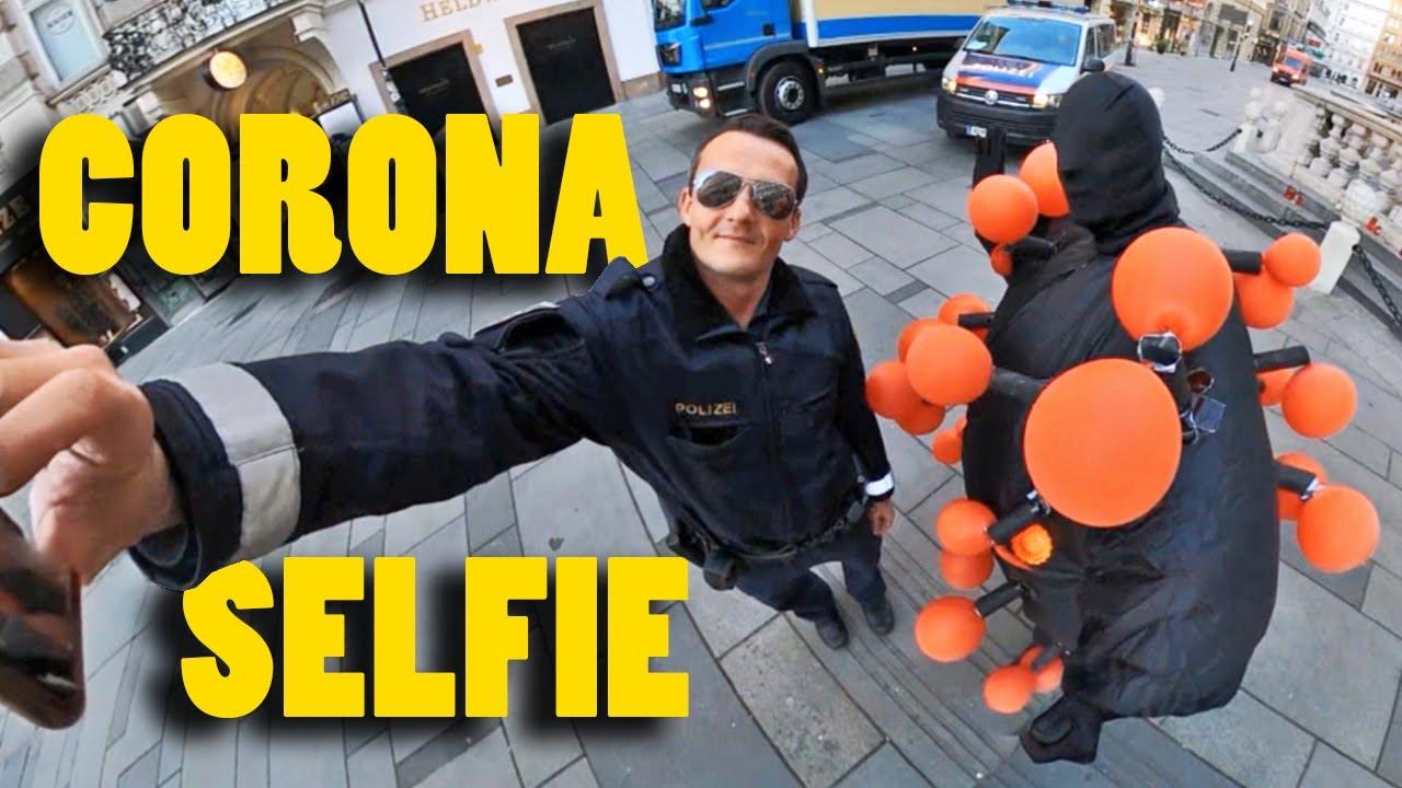Corona Virus trifft auf Polizei!