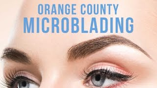 Microblading at About Skin Center - Lake Forest