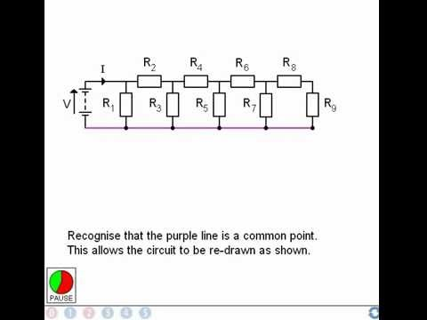 electronics tutorials ohm s law series and parallel circuits basic rh youtube com