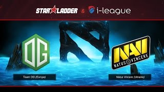 [DOTA]  (EPIC) SL i-League StarSeries XIII : Team OG vs Natus Vincere - SZD