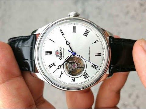 Orient Caballero White dial FAG00003W0