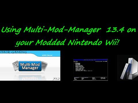 multi mod manager wii 4.3e