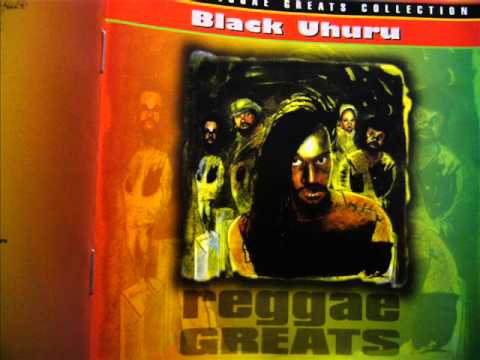 Black Uhuru - Bull in the pen