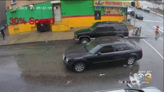 Police Release Surveillance Video Of Deadly West Philadelphia Road Rage Shooting