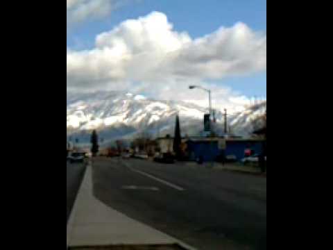 nieve en las montañas de arvin sáb, 26 feb