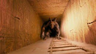 Это Существо в Египте Засняли на Камеру