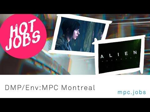 MPC Hot Jobs - DMP/Env Montreal