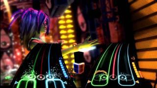 DJ Hero 2 | DJ Qbert Spinning MSTRKRFT Bounce Remix #2 XBox 360 Activision