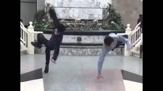 marcus an lucas dance videos
