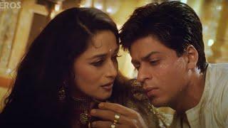 Best Scenes Devdas - Shahrukh Khan, Aishwarya Rai Bachchan & Madhuri Dixit - Bollywood Best Movie