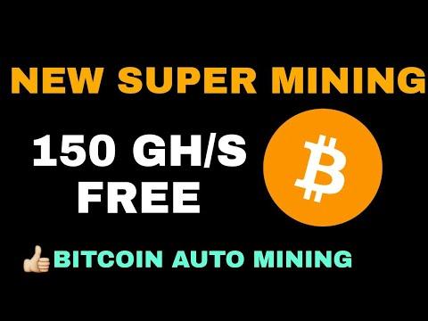 New Bitcoin Auto Mining   Best Bitcoin ANTMiner   Earn Free Bitcoin