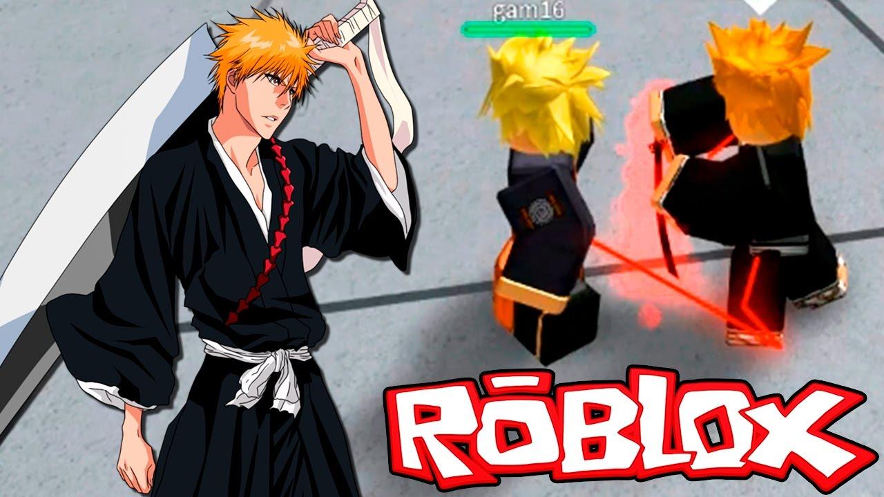 Roblox → BATALHA DE ANIMES!!