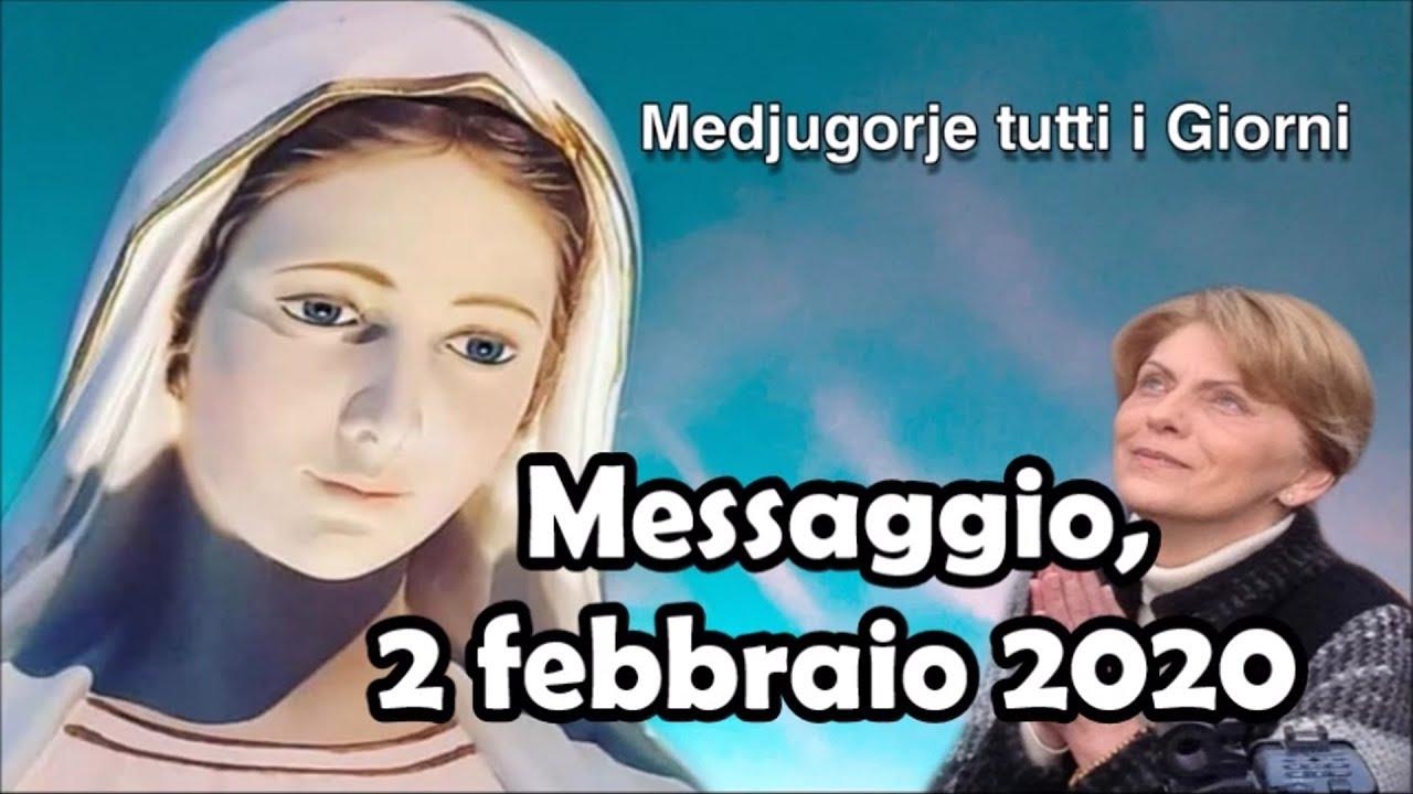 """Risultato immagini per Padre Livio Fanzaga - Commento al messaggio della Regina della Pace a Mirjana del 2 Febbraio 2020"""""""