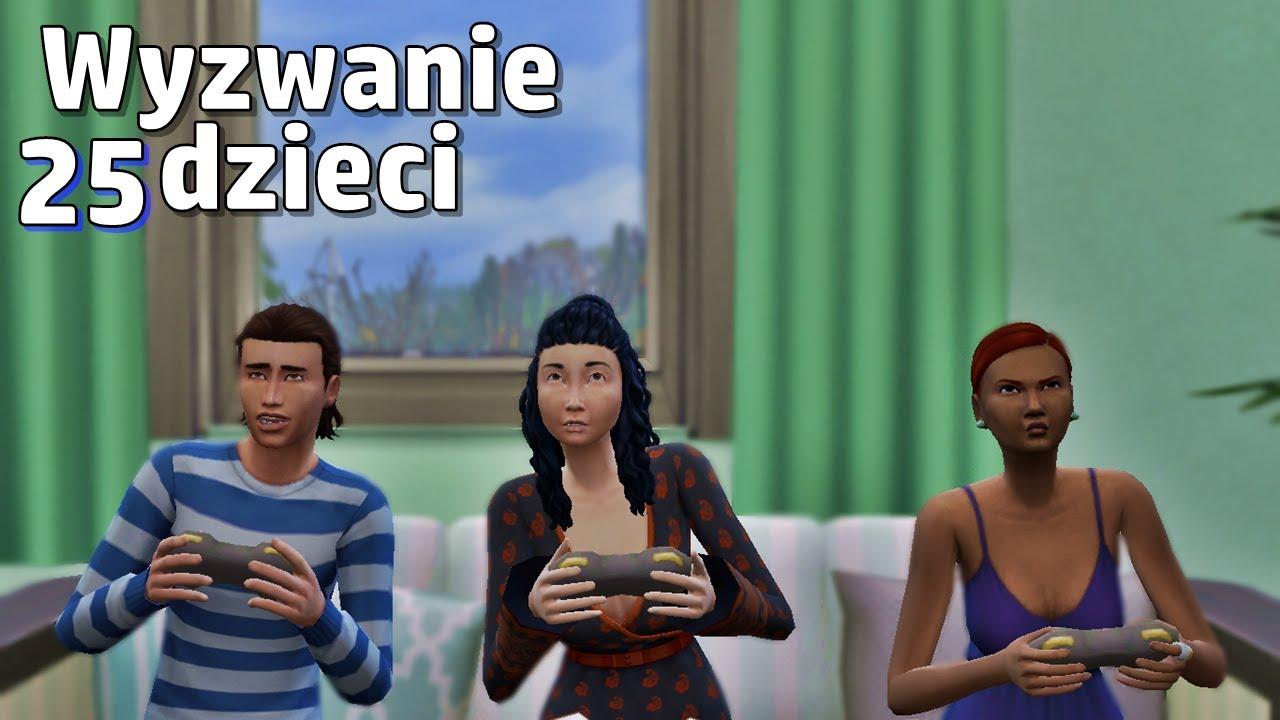 Sims 4 Wyzwanie 25 dzieci (S4) #2 - Klubowe zagrania