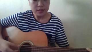 [Guitar cover] Giấc mơ thần tiên - Miu Lê
