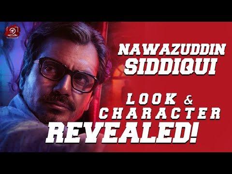 Petta Nawazuddin Siddiqui Look Revealed   Petta   Rajinikanth   Vijay Sethupathi