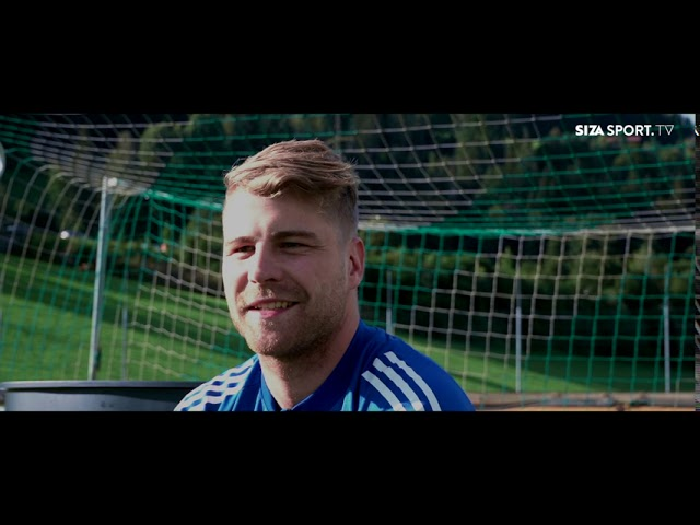 Vorbericht zum Cupschlager SK Rapid vs. TSV St. Johann. Im Portrait haben wir Dominik Waltl #33