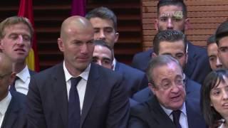 Entre polémica y títulos, Florentino Pérez, asume su quinto mandato como Presidente del Real Madrid