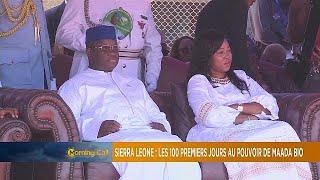 Sierra Leone : les 100 premiers jours au pouvoir de Maada Bio [The Morning Call]