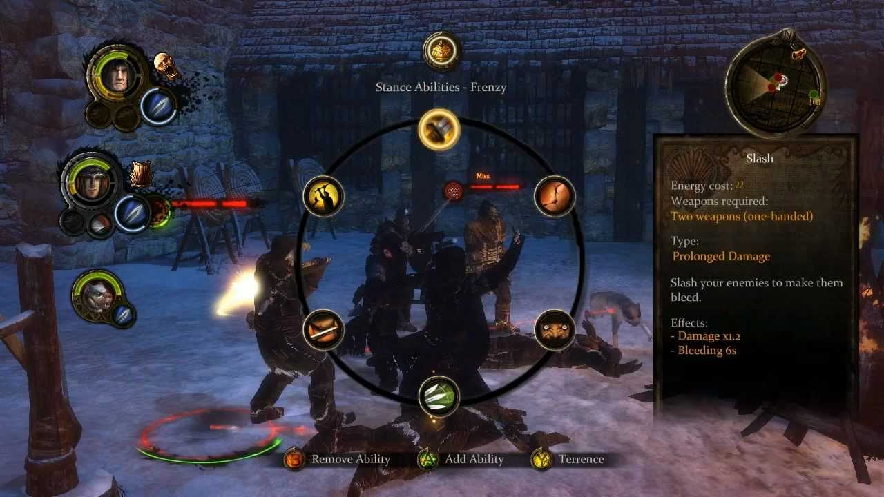 Game of Thrones (RPG): Combat System Preview