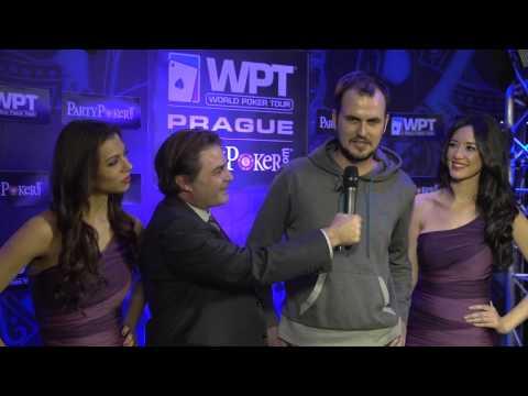 Season XI WPT Prague: Champion's Interview - Marcin Wydrowski