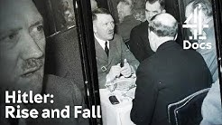 The Only Known Secret Audio Tape Of Hitler Speaking In Private | Hitler: Rise And Fall