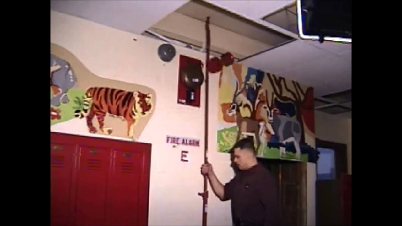 Old Fire Alarm System Youtube