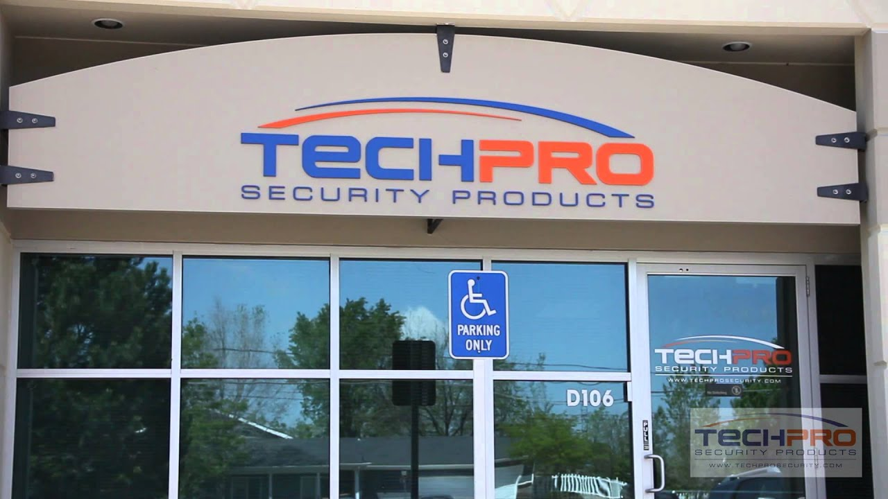 Techpro Security Products - 2015: Our Biggest Year Ever